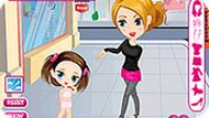 I want to dressup like Mommy