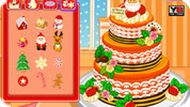 Merry Chrismtas Cake Decoration