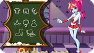 Monster High Gigi Grant Dressup