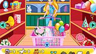 Winx Stella Wedding Shopping