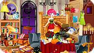 Babi Halloween Hidden Game