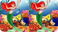 Ariel's World 10 Differences