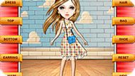 Beauty Dianna Doll Dressup