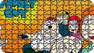 Family Guy Puzzle
