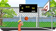 Naruto basketball game