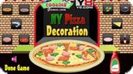 NY Pizza Decoration