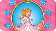 Royal Princess Doll Dress up