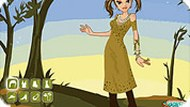 Cool Hunter Girl Dressup