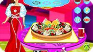 Barbie Pie Decoration