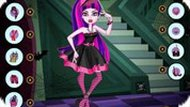 Draculaura Dress Up