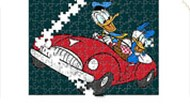 Duck and Daisy Car
