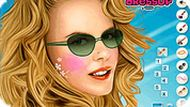 Fairness Nicole Kidman Face Makeup