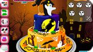 Halloween Cake Decor