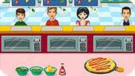 Hot Pizza Shop