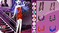 Monster High Spectra Style Dress up