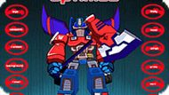 Optimus Prime Dressup