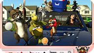 Over the Hedge – Hidden Objects