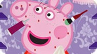 Peppa Pig Facial Treatment