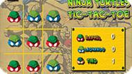 Ninja Turtles Tic-Tac-Toe