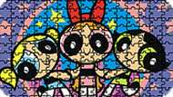 Power Puff Girls Puzzle