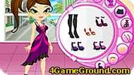 Bratz Fashion Dress Up