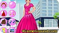 City Beauty Dress Up