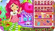 Cute Strawberry Shortcake Dressup