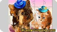 Cute Pets Jigsaw Puzzle