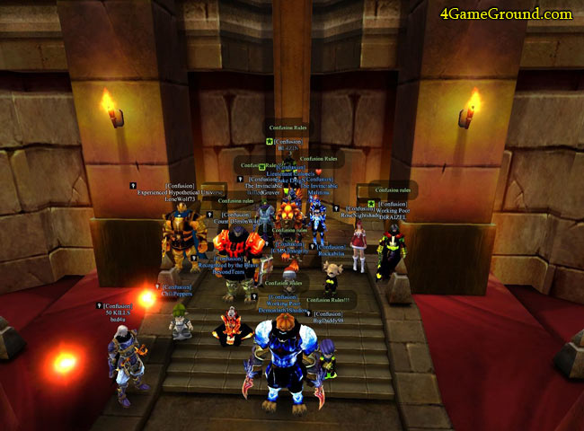 Castle story game online
