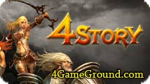 4Story online - three kingdoms & one hero!