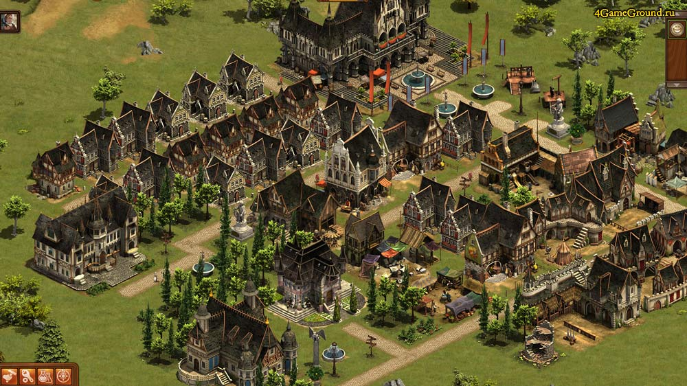 Forge of Empires - your settlement