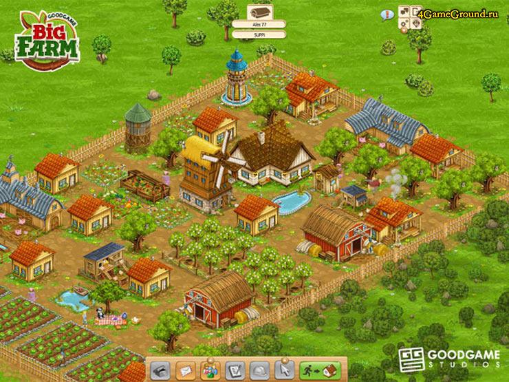 create a farm of your dream