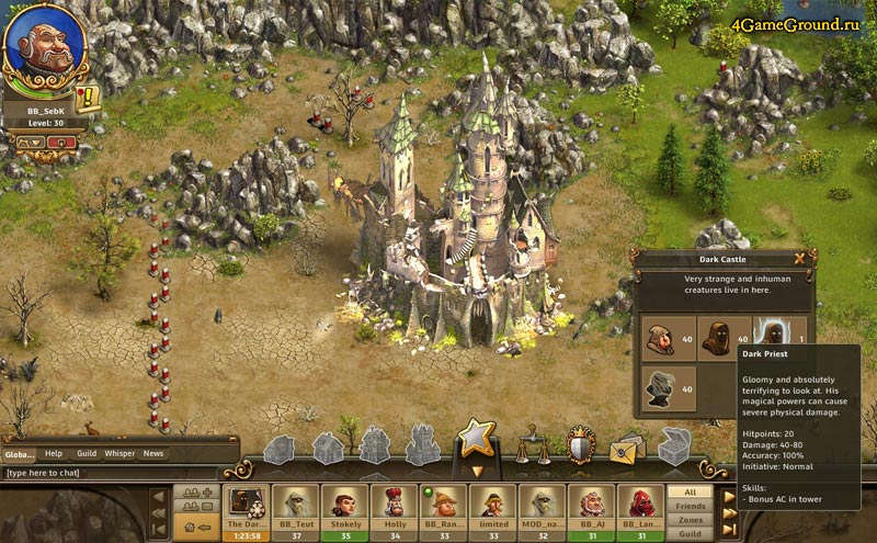 The Settlers Online - Dark Castle