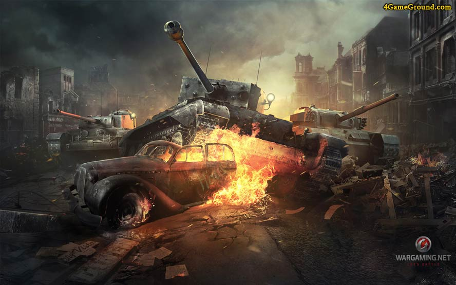 Cromwell in World of Tanks