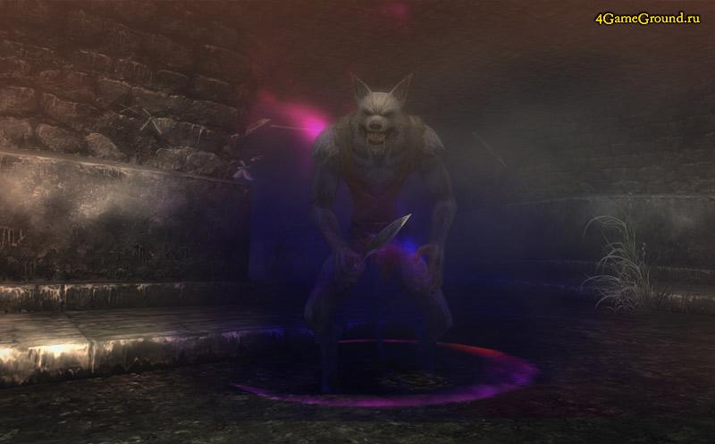 Wizardry Online - werewolf