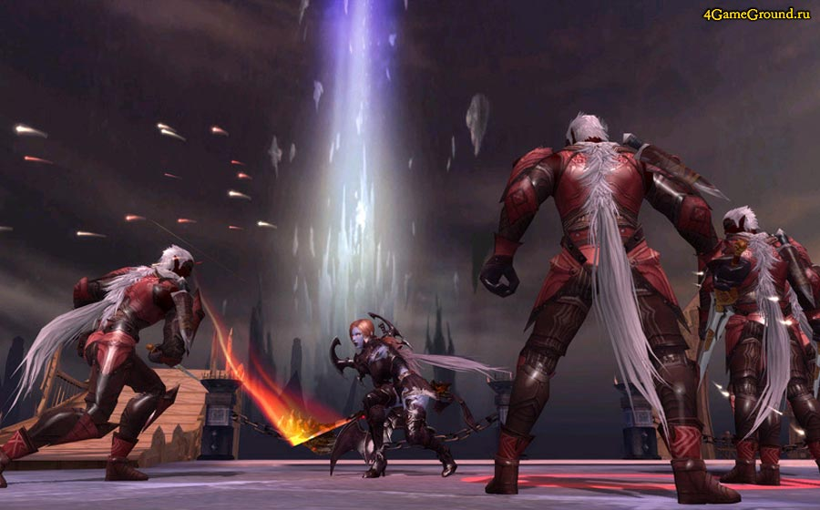 Aion fight