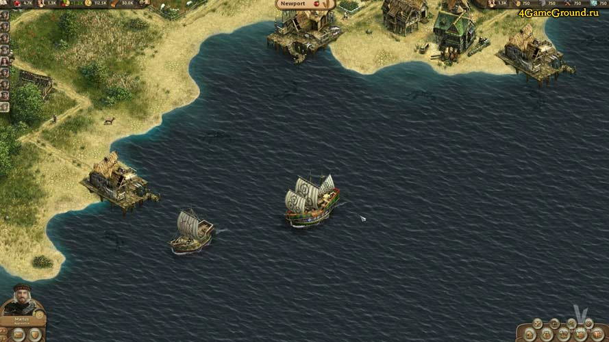 Anno online - your fleet