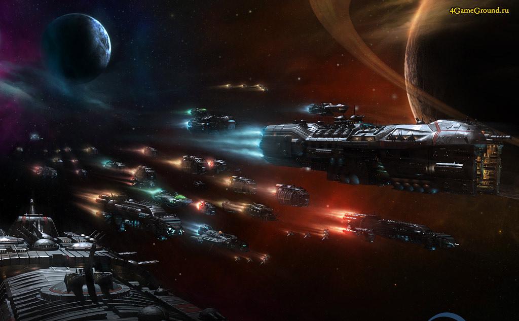 OGame - starfleet