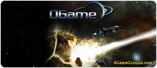 OGame - become Lord of the universe!