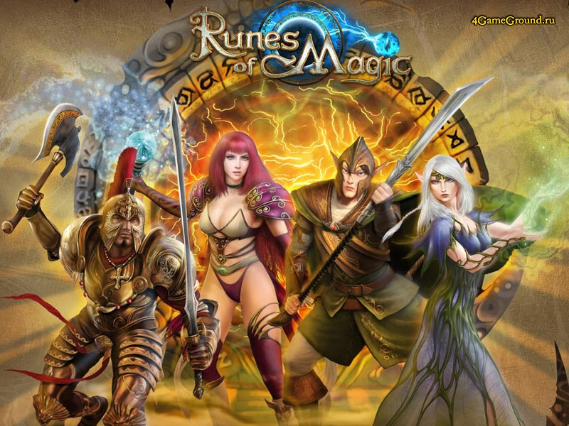 Runes of Magic - amazing game!