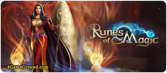 Runes of Magic - free MMORPG world