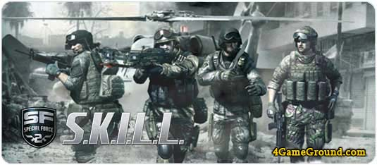 S.K.I.L.L. Special Force 2 - participate in hurricane battles!