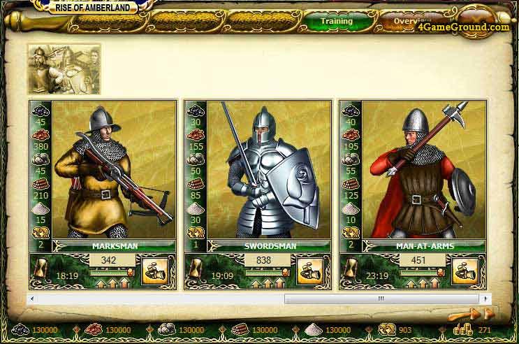1100AD - Knights