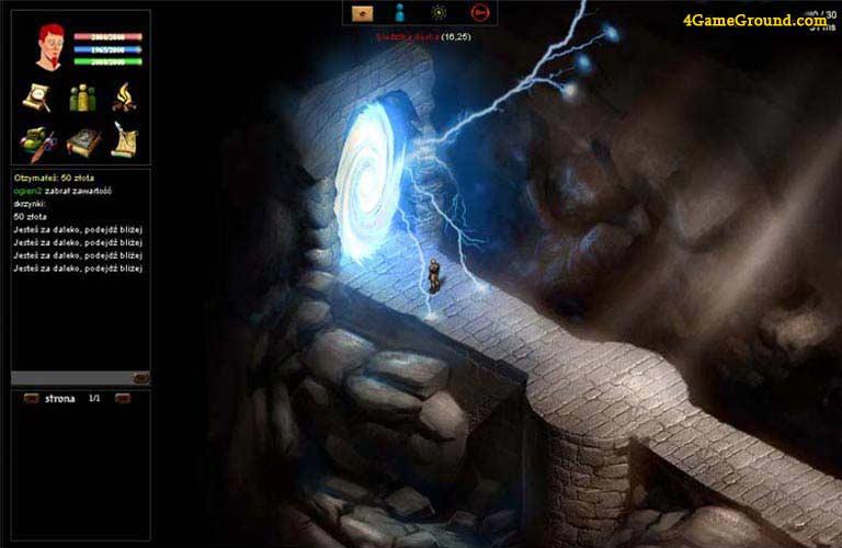 Pride of Taern - portal