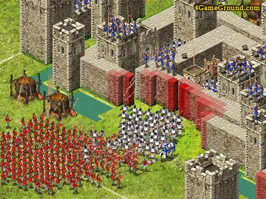 Stronghold Kingdoms - fight for your castle