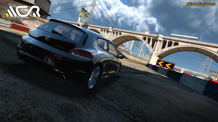 Auto Club Revolution - under the bridge