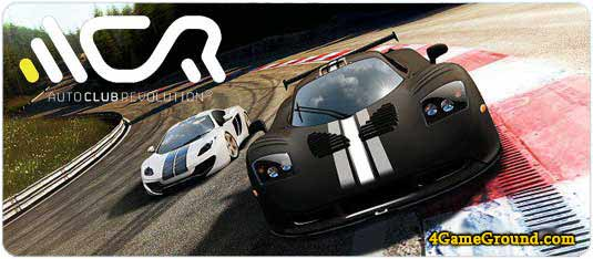 Play Auto Club Revolution game online for free!