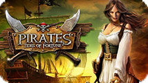 Play Pirates Tides of Fortune game online for free!