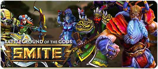 Play SMITE: Battleground of the Gods game online for free!