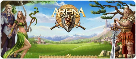 Play Arena game online for free